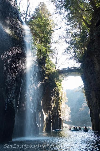 高千穗峽,  Takachiho Gorge