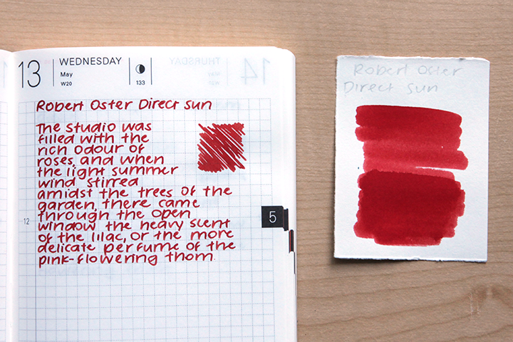 review: robert oster signature direct sun
