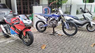 LAPAK MOTOR TRAIL BEKAS : Dijual Yamaha YZF250 Tahun 2011 - JAKARTA
