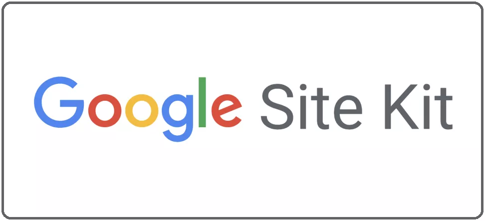 Google Site Kit pour WordPress