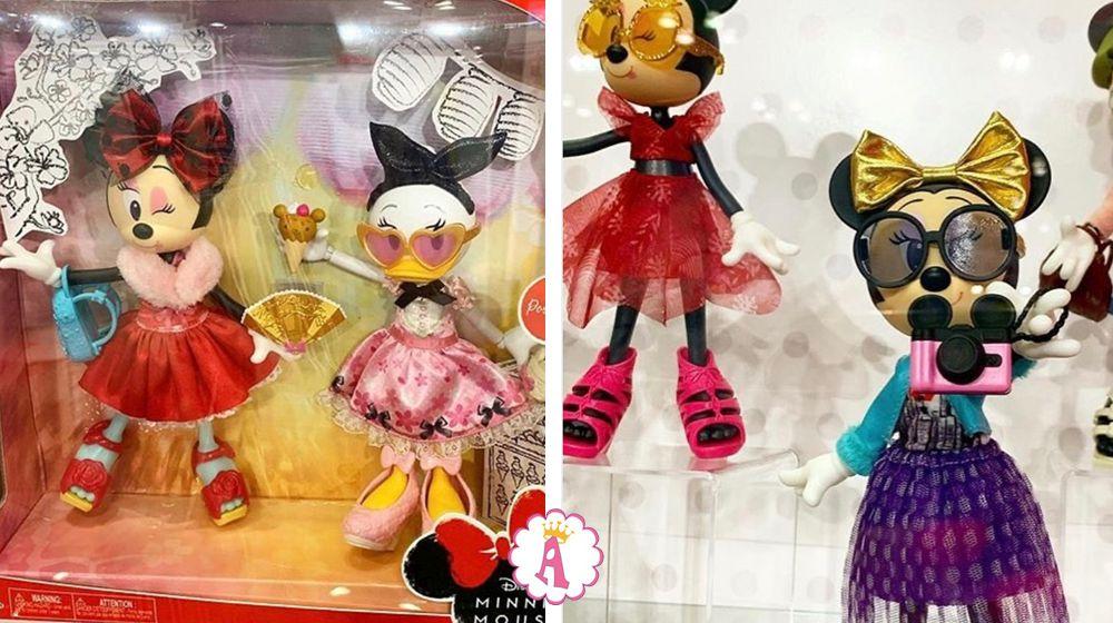 Фэшн-куклы Minnie Mouse новинки игрушек 2020