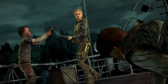 The Walking Dead The Final Season Episode 1-3 PC Game Download