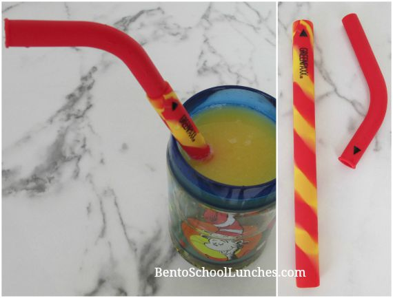 GreenPaxx Reusable Silicone Straws