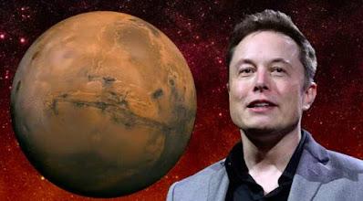 Elon Musk jual properti demi tinggal di mars