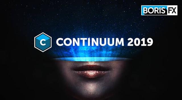 فلاتر وانتقالات بوريس Boris FX Continuum Complete 2019 12.5.0 للفاينل كت برو اكس