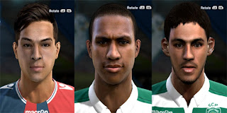 Mini Facepack v3 PES 2013 By MartimLima14