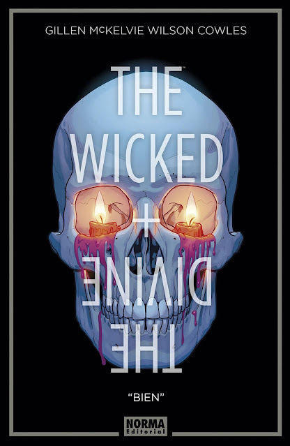 Review del cómic The Wicked + The Divine Vol 9 - Norma Editorial