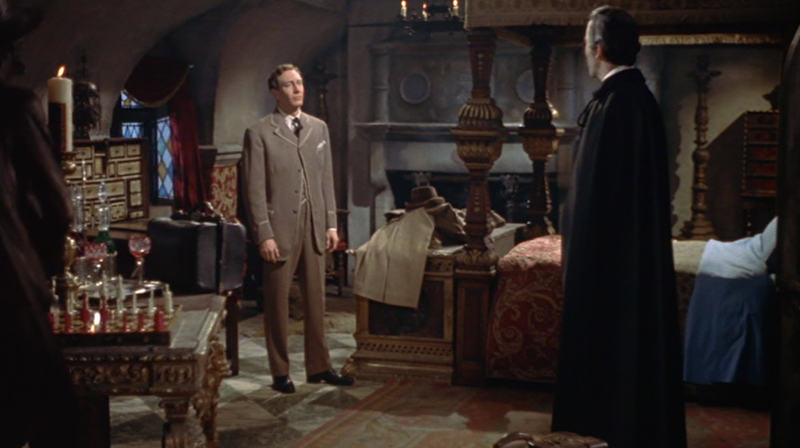 classic movies horror of dracula 1958