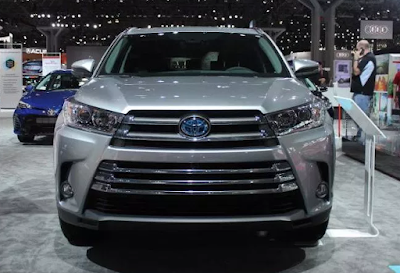 2020 Toyota Highlander Redesign Price, Concept, Price & Release Date