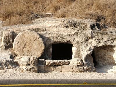 Raising of Lazarus tomb