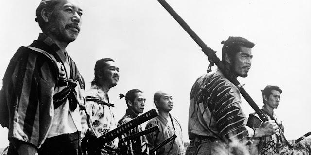 Seven Samurai (1954) Akira Kurosawa