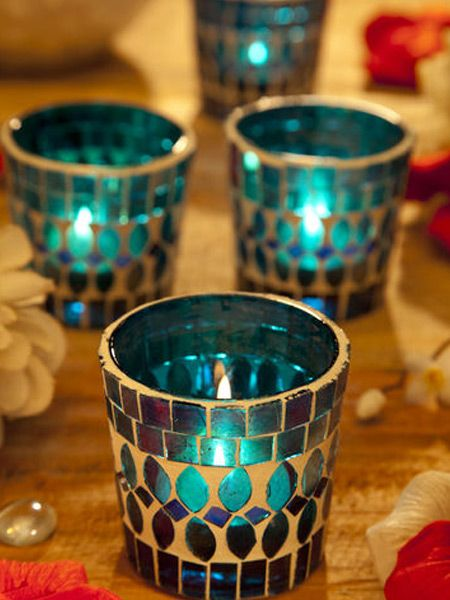 Beautiful Diya Decoration