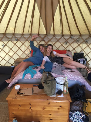 Glamping at Hales Farm Chiddingly