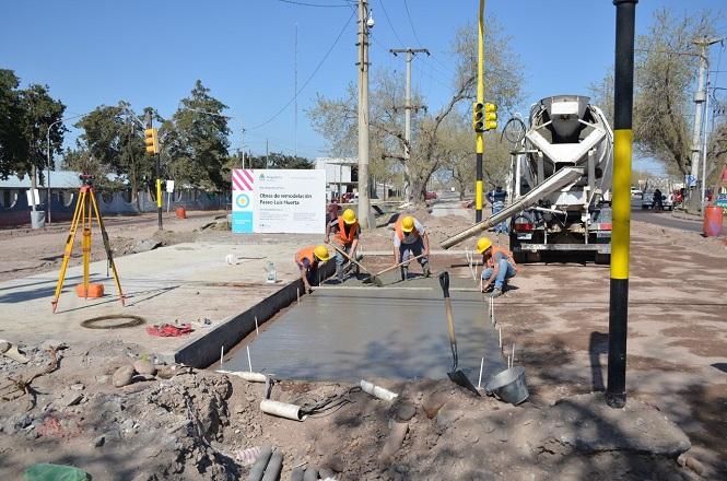 Obras en todas las direcciones: Así avanza el municipio con su plan de inversión en barrios y distritos