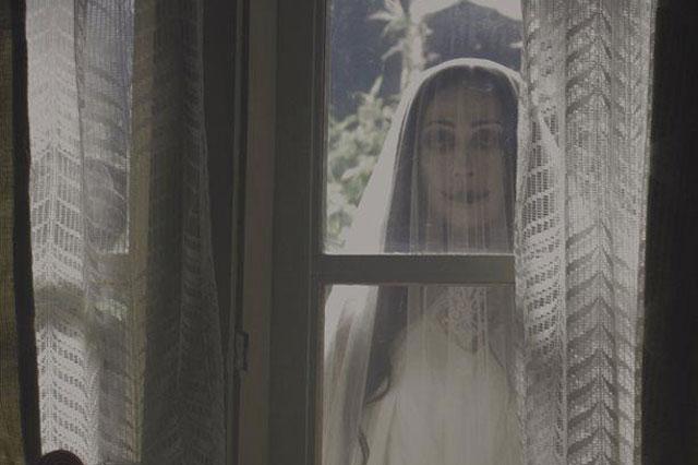 ilustrasi tiktok hantu