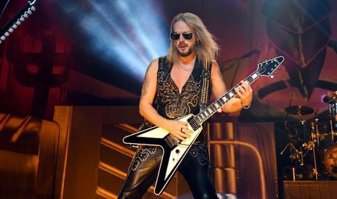 Richie Faulkner (Judas Priest) hospitalizado por problemas cardíacos