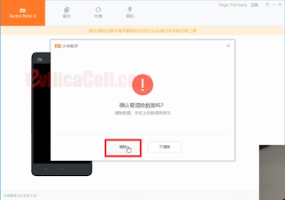 Flash Redmi Note 8 India WithOut Authorized Account