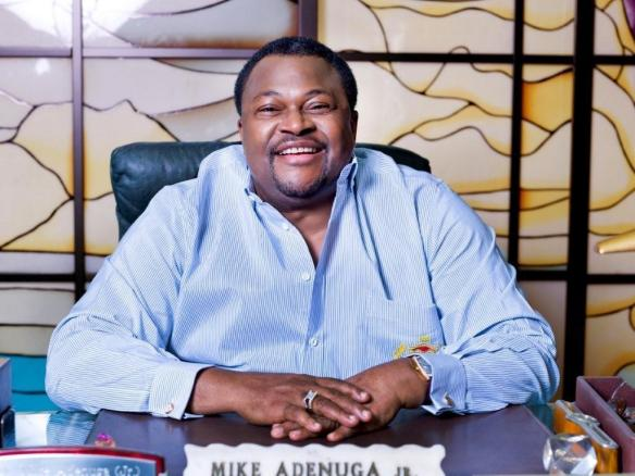 Mike Adenuga: $9.2 Billion