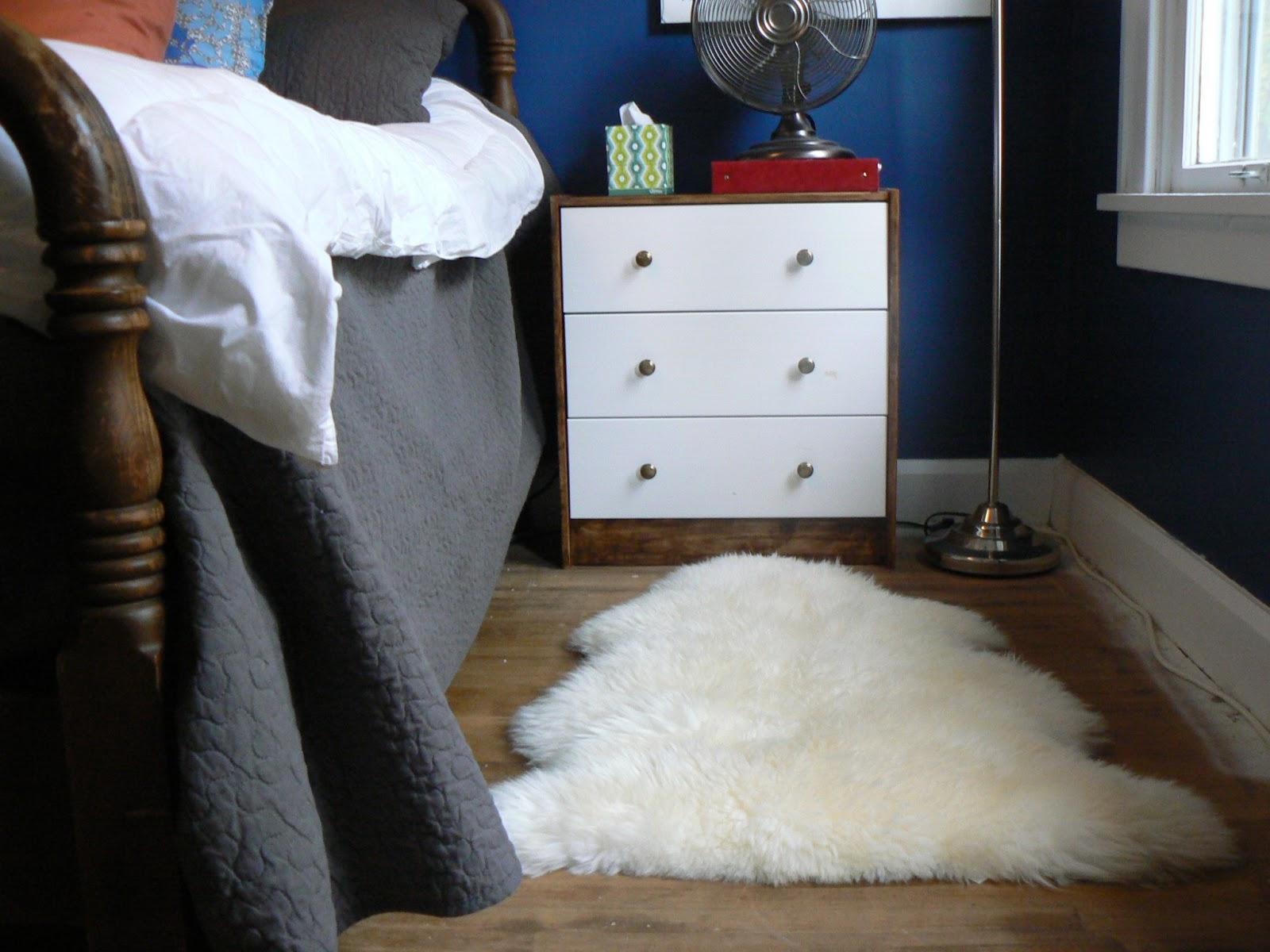 Washing A Sheepskin Rug Home Decor