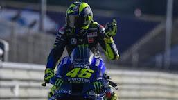 Rossi Merasa Untung Gabung Petronas di MotoGP 2021