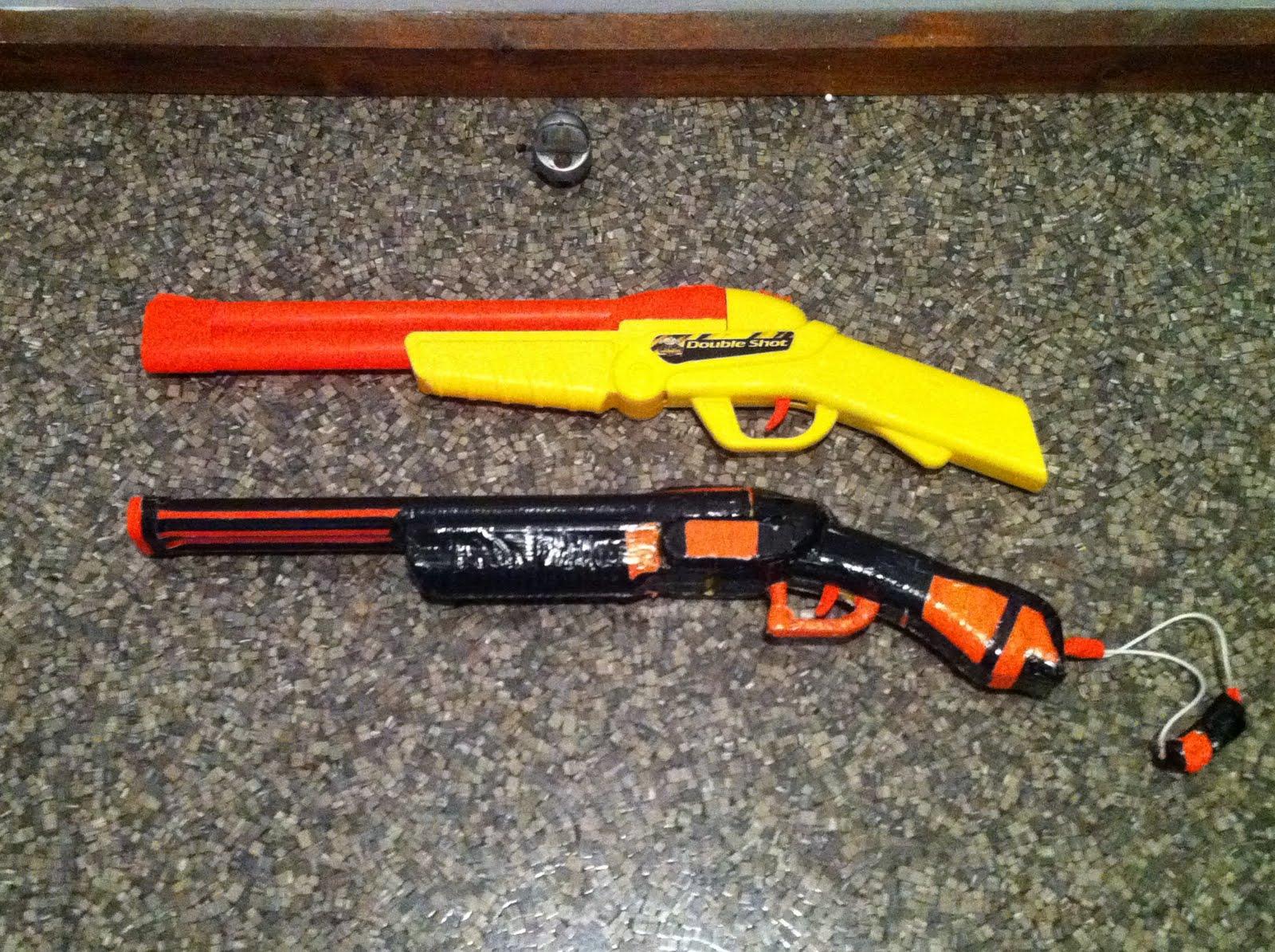 Tactical Foam: Opinion: The Foam Shotgun
