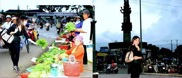 Cô bé hàng rong Phố núi- Trần Việt