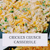 ★★★★★ 1431 Reviews: The BEST #Recipes >> Chicken Crunch #Casserole