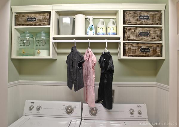 laundry room closet rod  Roselawnlutheran