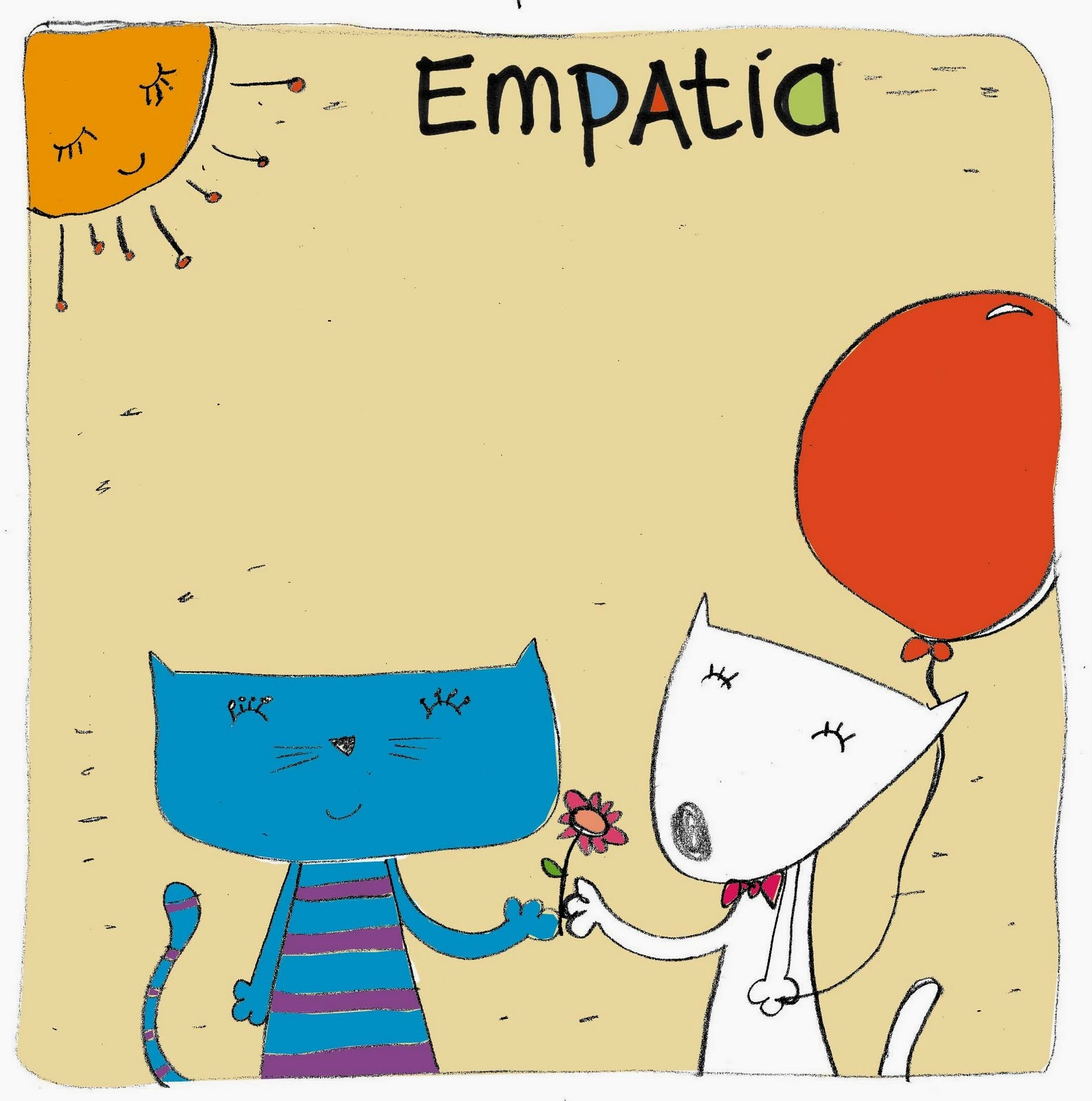 Ana Isabel Mogedas Psicóloga: Desarrollo de la empatía en ...