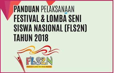 Sebuah waktu yg cukup matang dalam masa penyelenggaraan acara ekspo dan lomba sen PANDUAN FLS2N Sekolah Menengan Atas TAHUN 2018