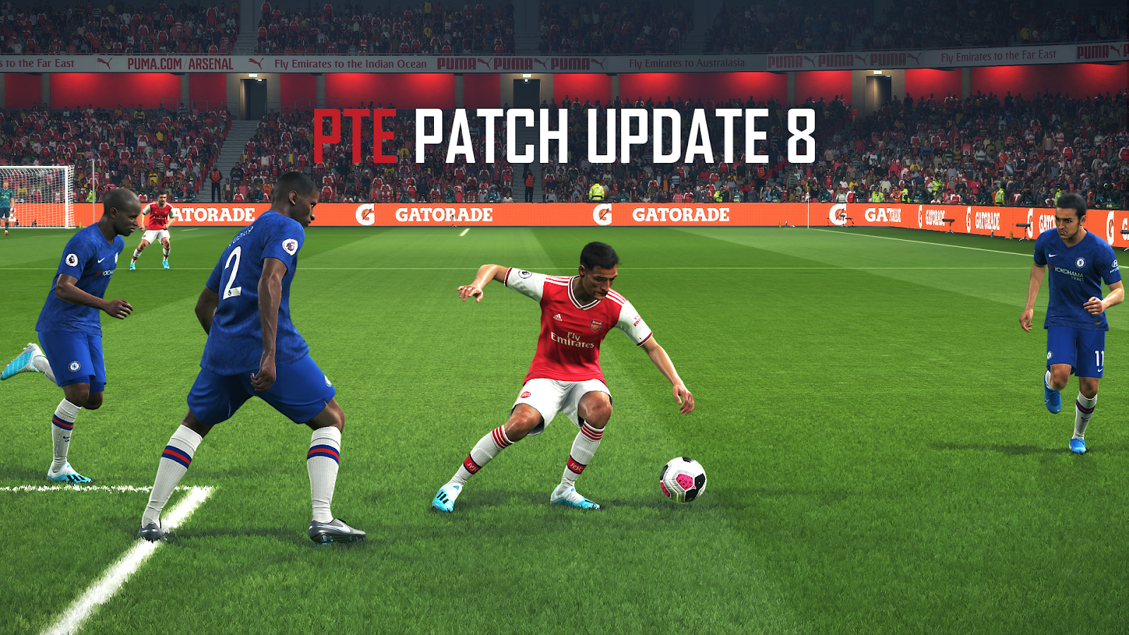 PES 2019 PTE Patch 2019 Unofficial Update 8 by Ziyech 2304