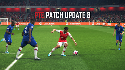 PES 2019 PTE Patch 2019 Unofficial Update 8 by Ziyech.2304 Season 2019/2020