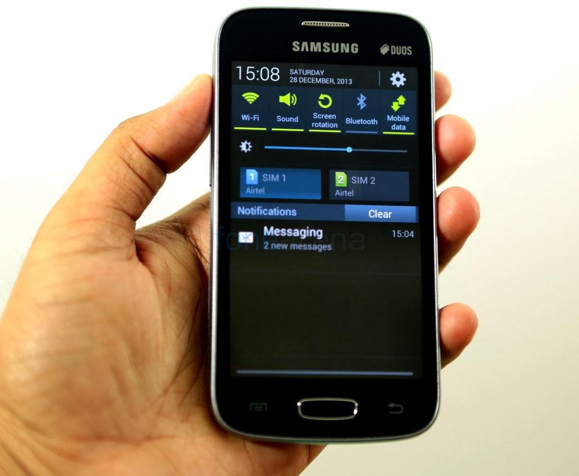 Spek Lengkap Samsung Galaxy Star Pro Februari 2014