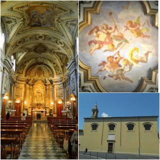Mosaico di Immagini della basilica