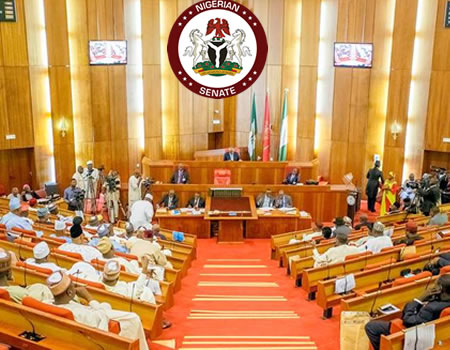 Buhari has no power to approve $1billion for arms - Senate