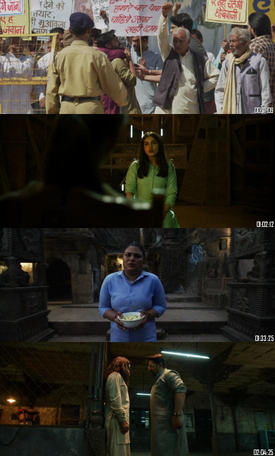 Durgamati The Myth 2020 Hindi 720p 480p WEB-DL x264 Full Movie