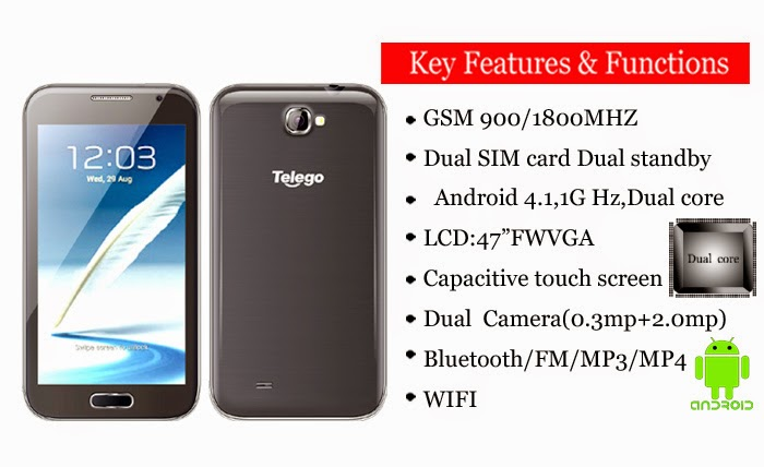 How to remove pattern lock and password in Telego G403