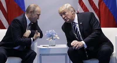 """Трамп і Путін створять """"канал зв'язку для врегулювання ситуації в Україні"""""""