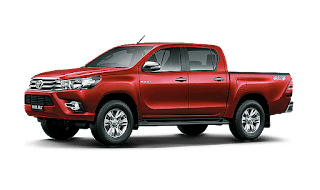 Harga Toyota Hilux Double Cabin
