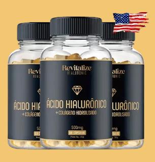 Revitalize Hialuronic Funciona?