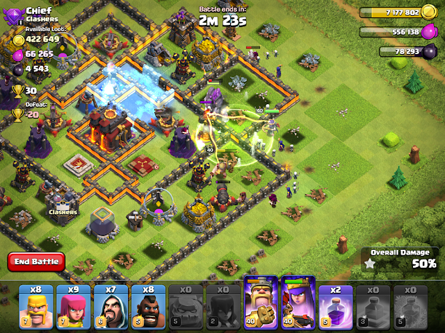 Clash of Clans Apk Latest Version Free Download