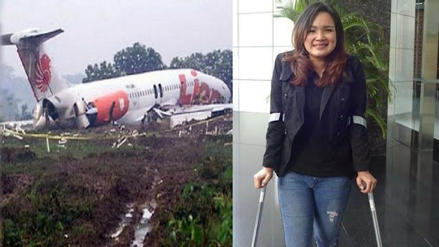 2 Kali Lolos dari Maut, Pramugari Ini Ceritakan Ngerinya Kecelakaan Pesawat