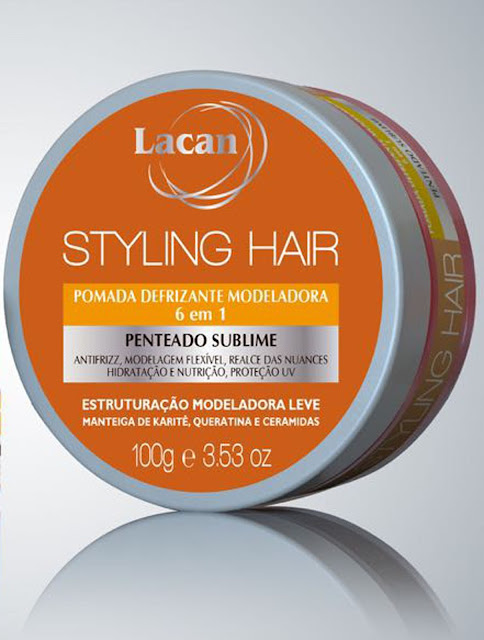 Ceras e pomadas para o cabelo