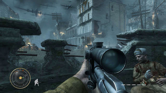 Call of Duty World at War Download Free Full Version PC Gameplay 2