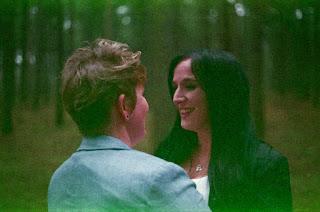 pre wedding shoot on film