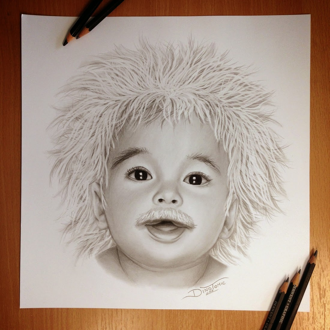 01-Baby-Einstein-Dino-Tomic-AtomiccircuS-Mastering-Art-in-Eclectic-Drawings-www-designstack-co