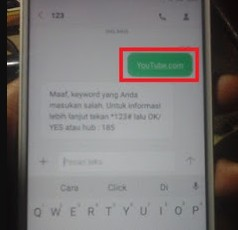 xiaomi Redmi S2 lupa email verifikasi