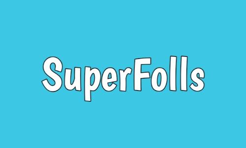 Cara Menggunakan Superfolls