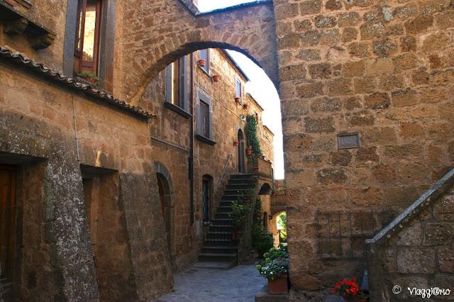Lo splendido borgo di Civita di Bagnoregio