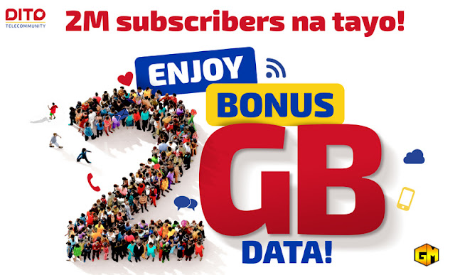 DITO Telecommunity Gizmo Manila
